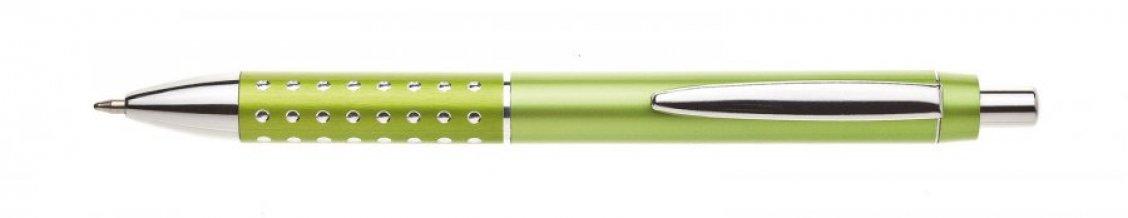 Propiska plast BLERA, zelená světlá