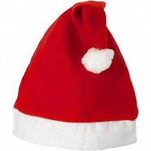 Christmas čepec, červená/bílá