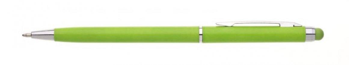 Propiska plast NOBLA, zelená světlá
