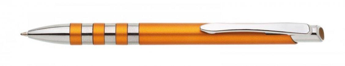 D/ propiska plast ANELO, oranžová