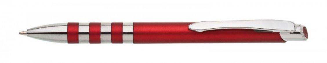 D/ propiska plast ANELO, červená