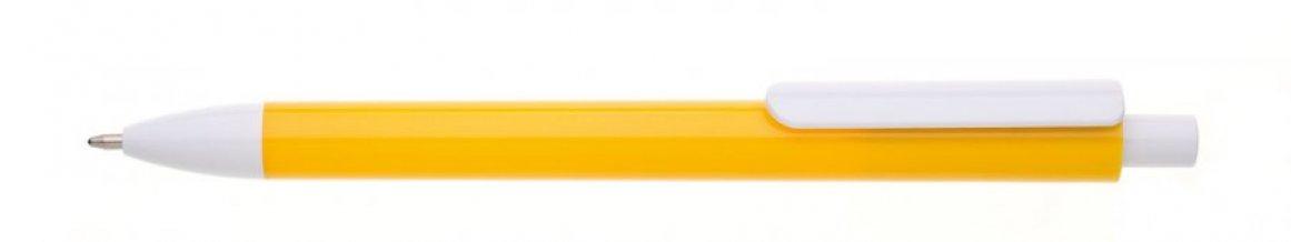 D/ propiska plast SPILO, žlutá