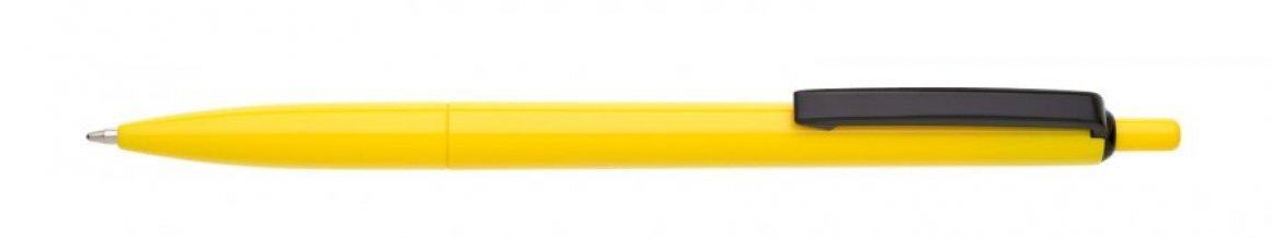 D/ propiska plast ROSA, žlutá