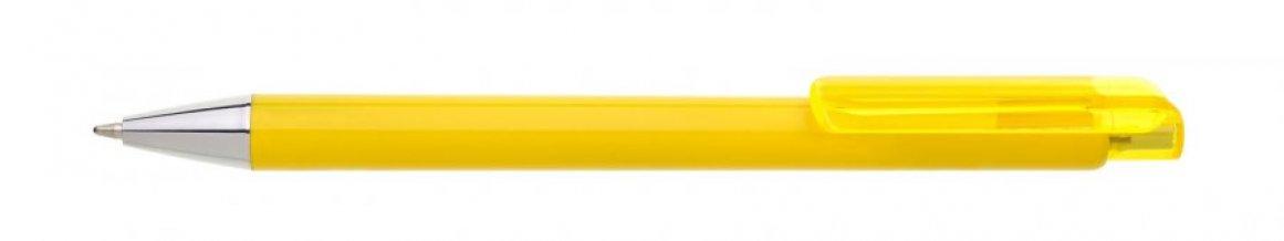 D/ propiska plast JOXY, žlutá
