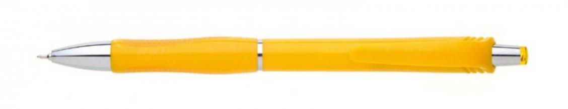 Propiska plast SALA, žlutá