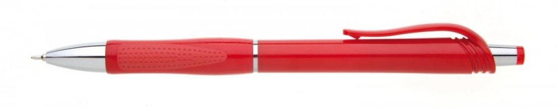 Propiska plast SALA, červená