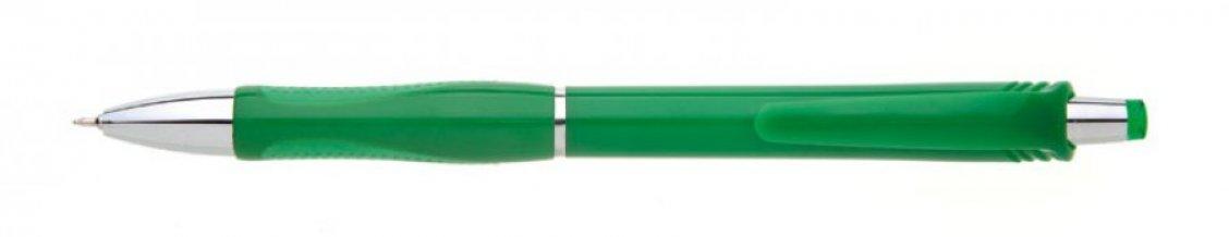 Propiska plast SALA, zelená
