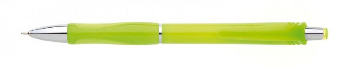 Propiska plast SALA, zelená světlá