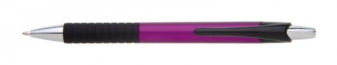 Propiska plast BRUNO, fialová