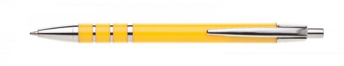 D/ propiska plast SILVI, žlutá
