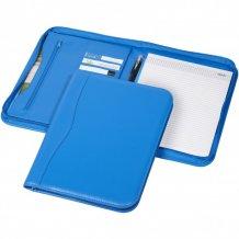 Portfolio A4 na zip Ebony, modrá