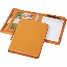 Portfolio/aktovka A4 Ebony, oranžová