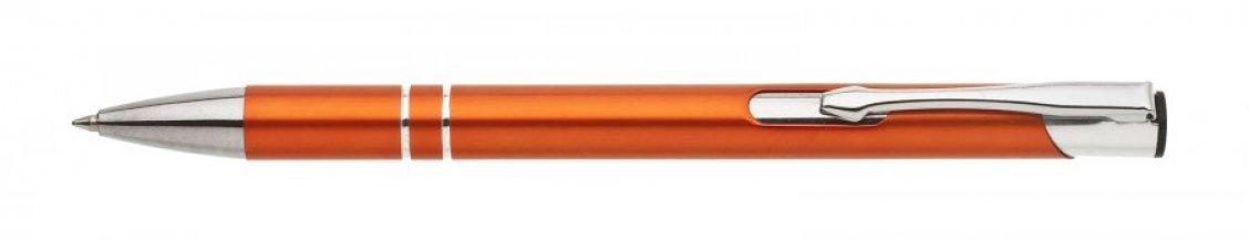 Propiska kov ALBA, oranžová