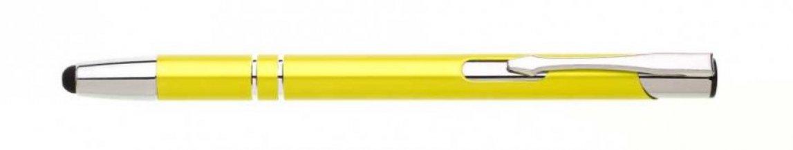 Propiska kov ALBA TOUCH, žlutá
