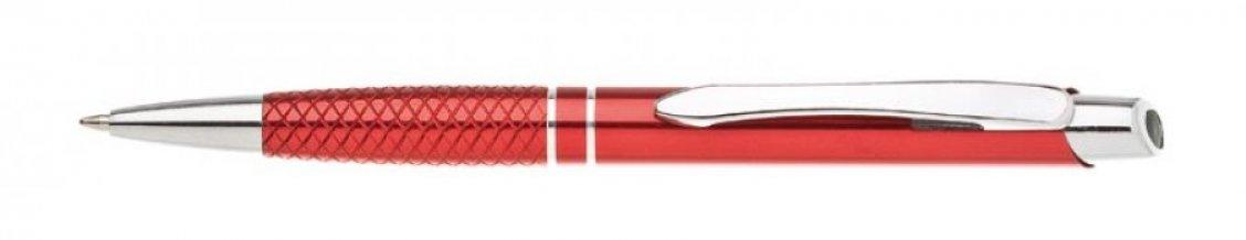 D/ propiska kov LESINA, červená