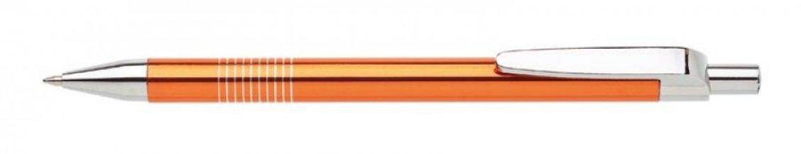 Propiska kov LAURIA, oranžová