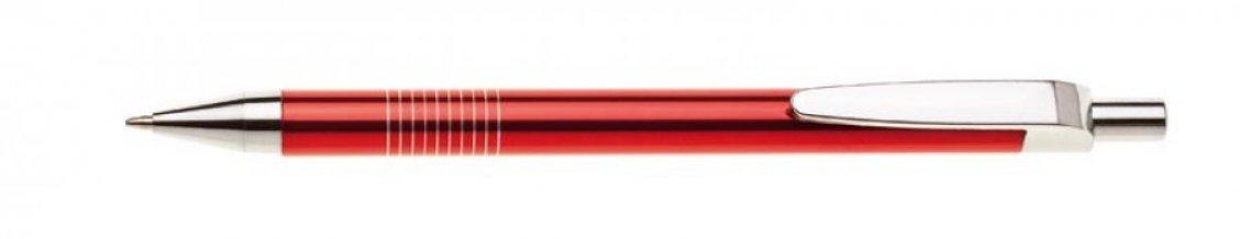 Propiska kov LAURIA, červená