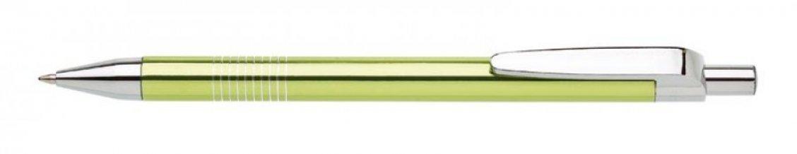 Propiska kov LAURIA, zelená světlá