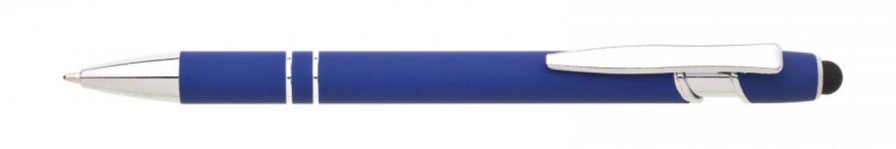Propiska kov NATIO SOFT, modrá