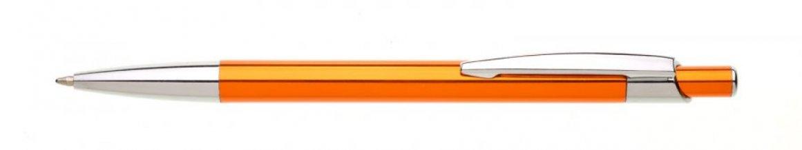 Propiska kov BANZI, oranžová