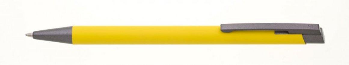 Propiska kov ARMI SOFT, žlutá