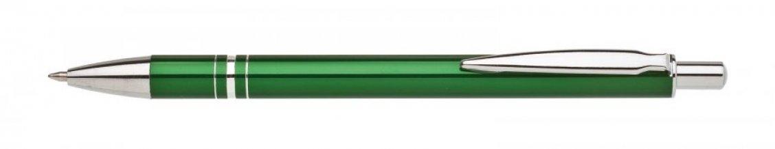 XXX propiska kov RENZA, zelená