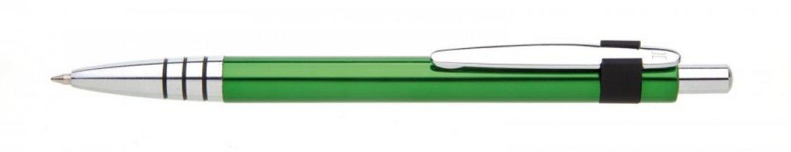 Propiska kov RUFUS, zelená