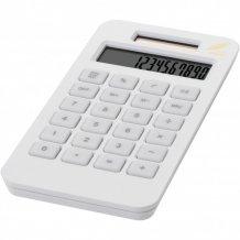 Kapesní kalkulačka Summa, bílá
