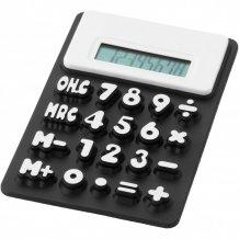 Ohebná kalkulačka Splitz, černá
