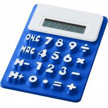 Ohebná kalkulačka Splitz, modrá