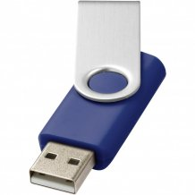 USB disk Rotate-basic, 1 GB, modrá