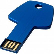 USB Key, 2GB, modrá