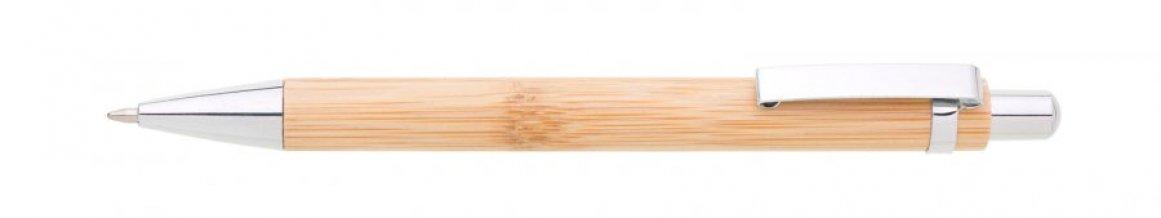 Propiska bambus/kov TURAL, natur
