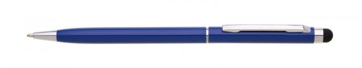 Propiska kov PIAZA TOUCH, modrá
