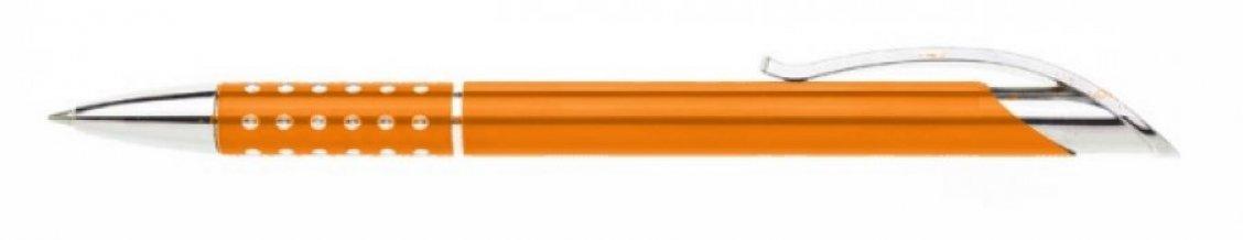 Propiska kov AULA, oranžová