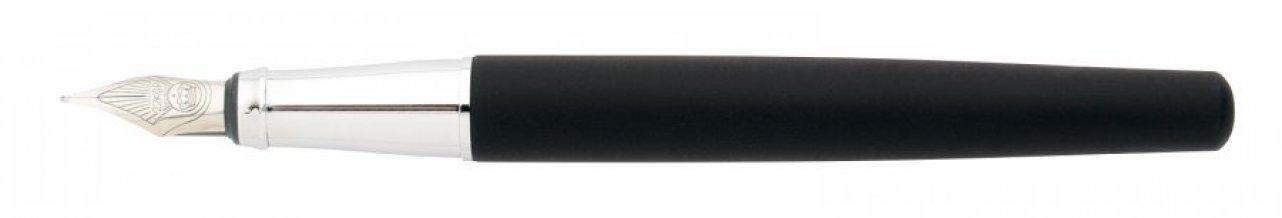 Plnicí pero kov VALLI, černá