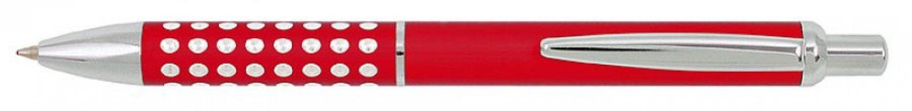 Mikrotužka CLIVIO /D, červená