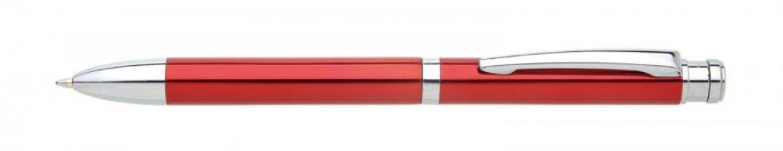 Propiska kov 2v1 SECIA, červená