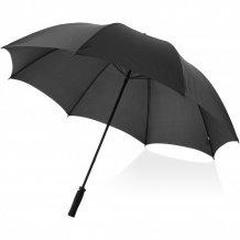 """30"""" golfový deštník Yfke s držadlem z materiálu EVA, černá"""