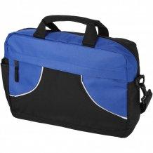 Konferenční taška Chicago, černá/modrá