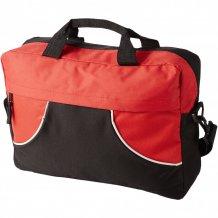 Konferenční taška Chicago, černá/červená