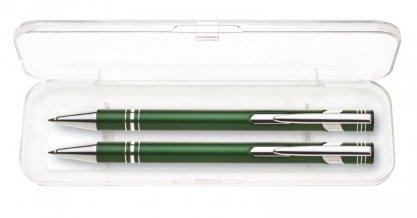 Dárková sada kov BP+MP LIMET, zelená