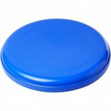 Střední plastové frisbee Cruz, modrá