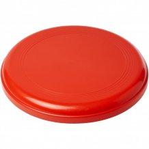 Střední plastové frisbee Cruz, červená