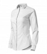 Style LS košile dámská, bílá