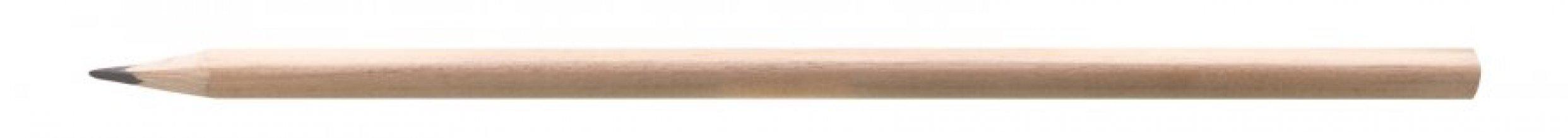 Tužka hrocená, dlouhá, trojhranná TRIA, natur