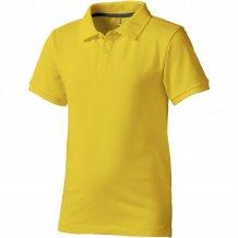 Calgary dětská polokošile, žlutá