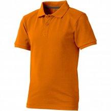 Calgary dětská polokošile, oranžová