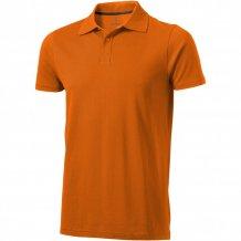 Pánská polokošileeller, oranžová