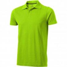 Pánská polokošileeller, zelená
